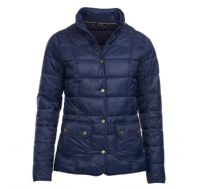 Barbour Moorfoot Quilt Jacket - Navy -  LQU0906NY71